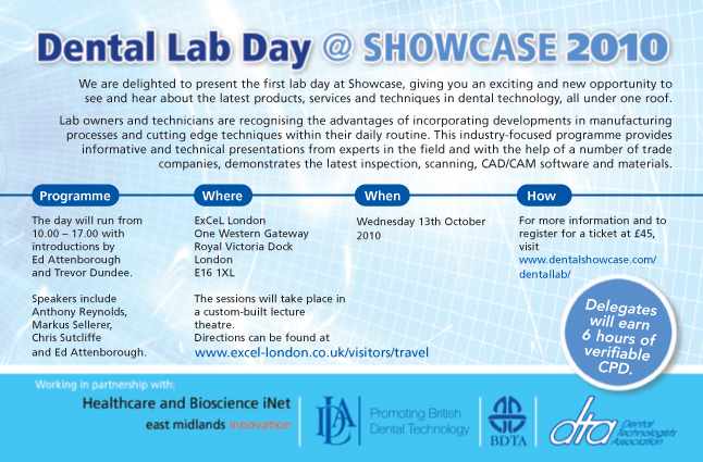 Dental Lab @ Showcase