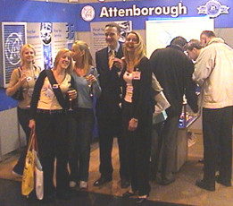 BDTA Dental Showcase 2001