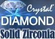 Crystal Diamond Zirconia