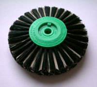 'Calibris' Brush - 80mm dia (Patent No. 1238227, Reg. Des. UK