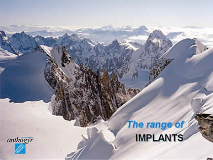 Anthogyr Implants